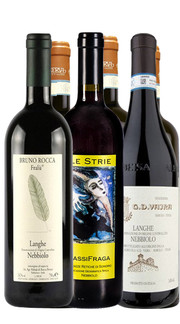 The energy and the style of different expressions of Nebbiolo! (6bt)