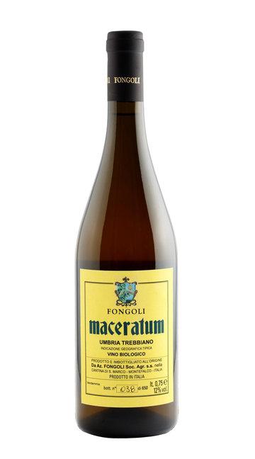Trebbiano Spoletino 'Maceratum' Fongoli 2017