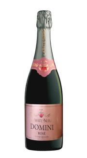 Trento Spumante Rosé Brut 'Domini' Abate Nero 2012