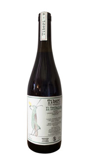 'Tribulato' Rifermentato in bottiglia Tiberi 2017