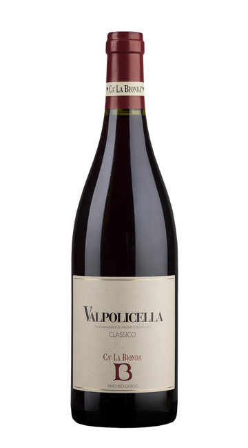 Valpolicella Classico Ca' La Bionda 2017