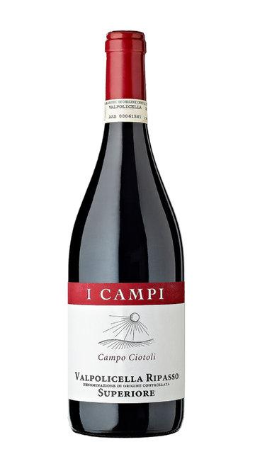 Valpolicella Classico Superiore Ripasso 'Campo Ciotoli' I Campi 2015