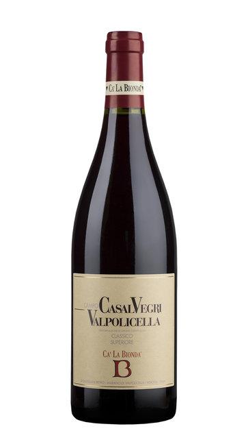 Valpolicella Classico Superiore 'Campo Casalvegri' Ca' La Bionda 2015