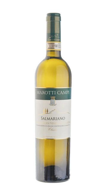 """Verdicchio dei Castelli di Jesi Classico Superiore """"Salmariano"""" Marotti Campi 2014"""
