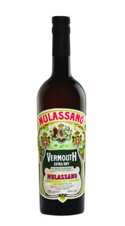 Vermouth Extra Dry Mulassano