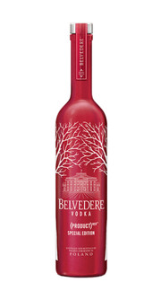 Vodka 'Red Label Special Edition' Belvedere