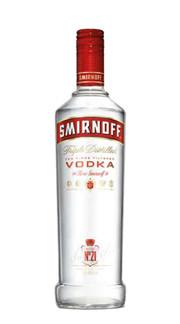 Vodka 'N° 21 Red Label' Smirnoff