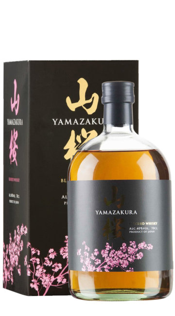 Whisky Blended Yamazakura (confezione)