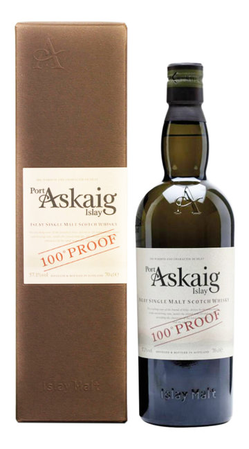 Whisky Single Malt '100° Proof' Port Askaig
