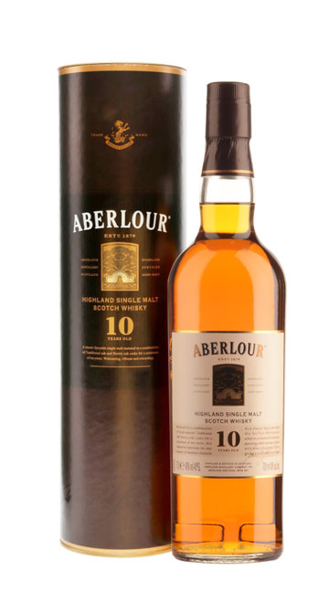 Whisky Single Malt Aberlour 10 Anni