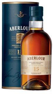 Whisky Select Cask Reserve Aberlour 15 Anni - 100 cl