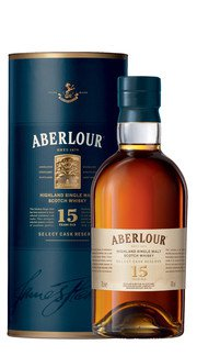 Whisky Select Cask Reserve Aberlour 15 Anni