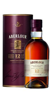 Whisky Single Malt Double Cask Matured Aberlour 12 Anni