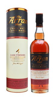 Whisky Single Malt Amarone Cask Finish Arran