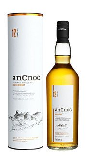 Whisky Single Malt AnCnoc 12 Anni