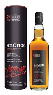 Whisky Single Malt AnCnoc 22 Anni