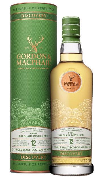 Whisky Single Malt 'Balblair 12 YO' Gordon & Macphail
