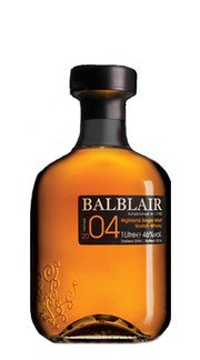 Whisky Single Malt Balblair 2004 - 100 cl