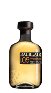 Whisky Single Malt Balblair 2005