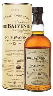 Whisky Single Malt Double Wood Balvenie 12 Anni - 100 cl
