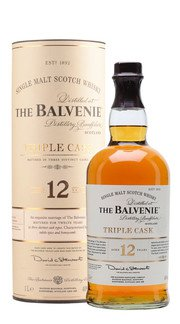 Whisky Single Malt Triple Cask Balvenie 12 Anni