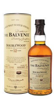 Whisky Single Malt Double Wood Balvenie 12 Anni - 70 cl
