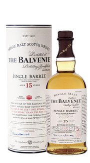 Whisky Single Malt Single Barrel Balvenie 15 Anni
