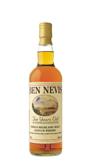 Whisky Single Malt Ben Nevis 10 Anni