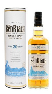 Whisky Single Malt BenRiach 20 Anni