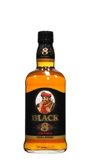 Whisky 'Black' Nikka 8 Anni
