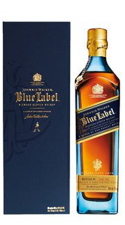 "Whisky ""Blue Label"" Johnnie Walker"