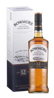 Whisky Single Malt Bowmore 12 Anni