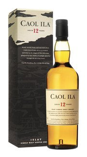 Whisky Single Malt Caol Ila 12 Anni