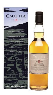 Whisky Single Malt Cask Strenght Unpeated Caol Ila 15 Anni