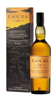 Whisky Single Malt Caol Ila 18 Anni