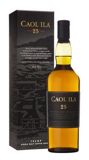 Whisky Single Malt Caol Ila 25 Anni