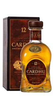 Whisky Single Malt Cardhu 12 Anni