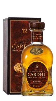 Whisky Single Malt Cardhu 12 Anni