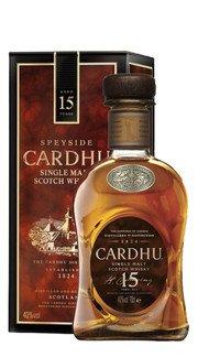 Whisky Single Malt Cardhu 15 Anni