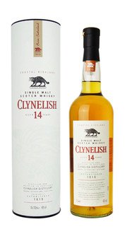 Whisky Single Malt Clynelish 14 Anni