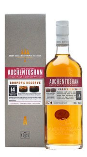 Whisky Single Malt 'Cooper's Reserve' Auchentoshan 14 Anni