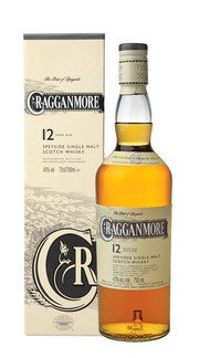 Whisky Single Malt Cragganmore 12 Anni