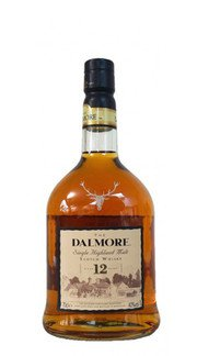 Whisky Single Malt 'Cream Label' Dalmore 12 Anni