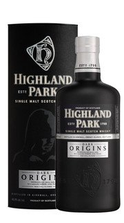 Whisky Single Malt 'Dark Origins' Highland Park