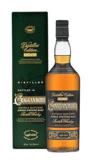 "Whisky Single Malt ""Distiller's Edition"" Cragganmore"