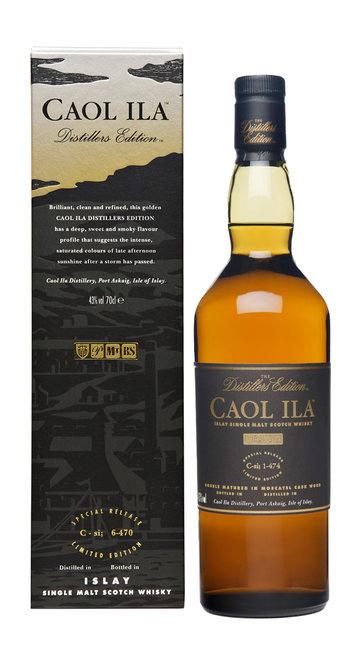 Whisky Single Malt 'Distillers Edition 2006-2017' Caol Ila