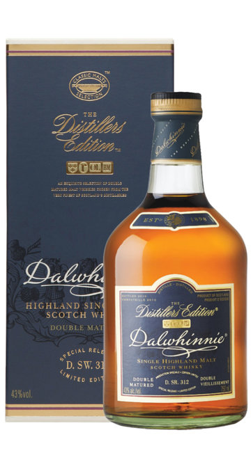 Whisky Single Malt 'Distillers Edition 2002-2017' Dalwhinnie