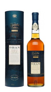 Whisky Single Malt Distillers Edition Oban