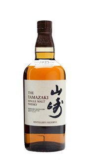 Whisky Single Malt 'Distiller's Reserve' Yamazaki