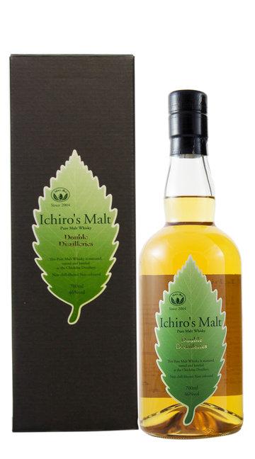 Whisky 'Double Distilleries' Ichiro's